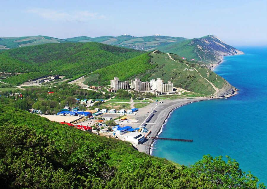 Лучшие курорты для отдыха под Анапой: преимущества, поселки, цены