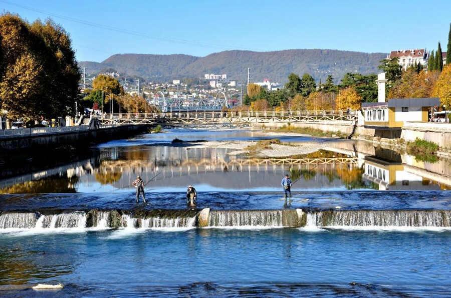 Отдых в Сочи в ноябре: плюсы, минусы, отзывы