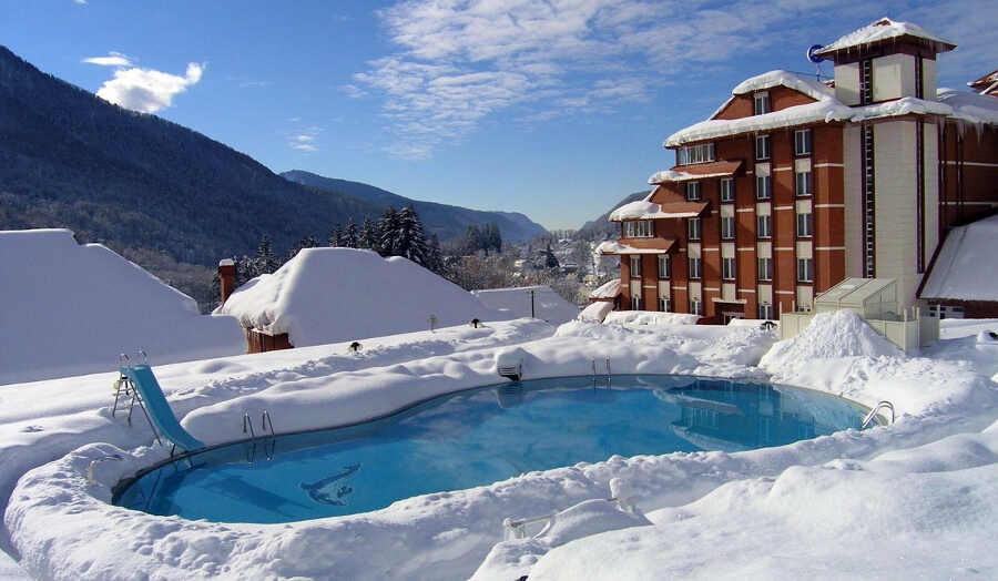 Отдых в Сочи зимой: преимущества, развлечения, отзывы