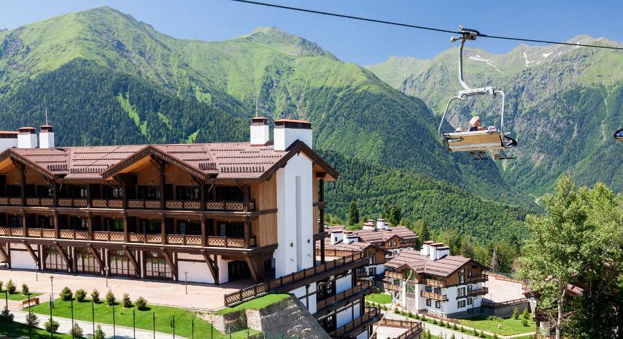 Отдых в горах Сочи
