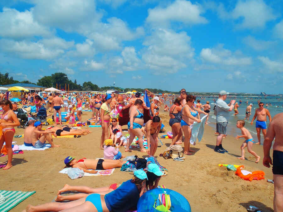 Преимущества и особенности отдыха в Анапе в июле