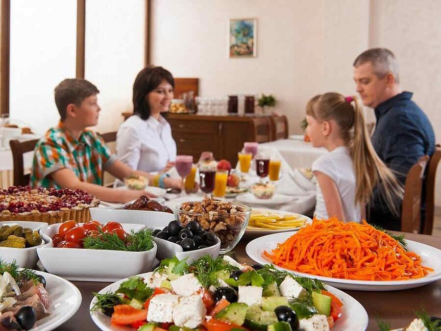 Отдых в Лазаревском с питанием