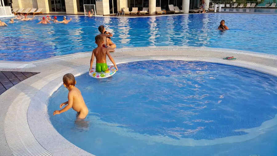 Отдых с детьми в Геленджике