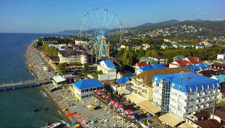 Чем заняться в Лазаревском на отдыхе 2021: достопримечательности, экскурсии, развлечения