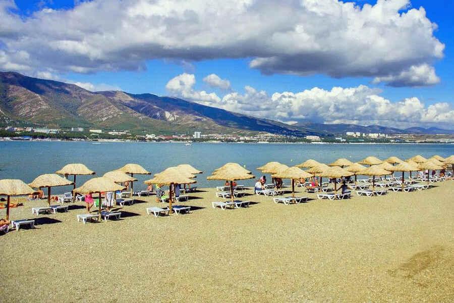 Пляжи Краснодарского края для отдыха