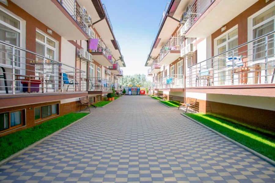 Базы отдыха в Витязево