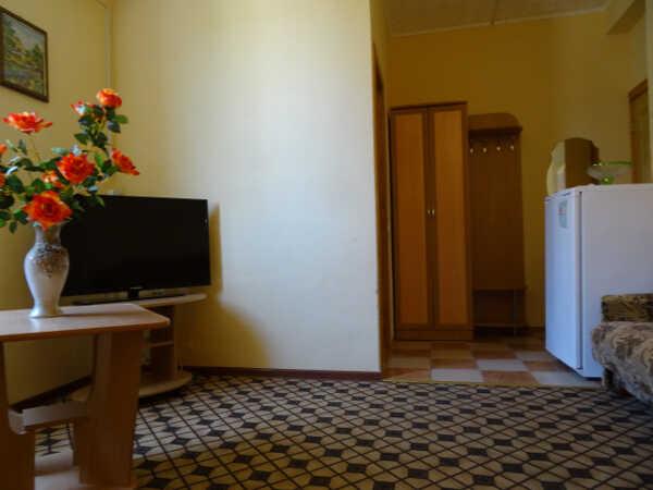 Отель «Николь» в Николаевке