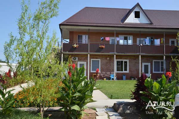 Гостевой дом «На Приморской» в Кучугуры