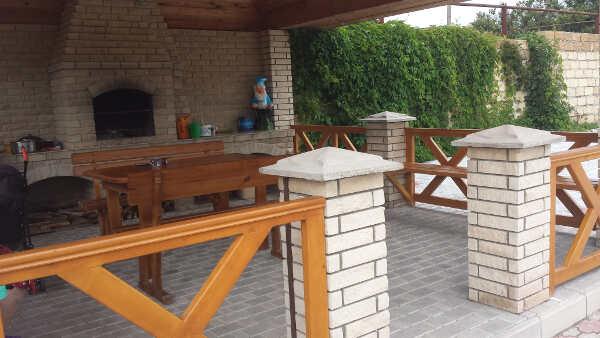 Мини-пансионат «Ласточка» в Черноморском