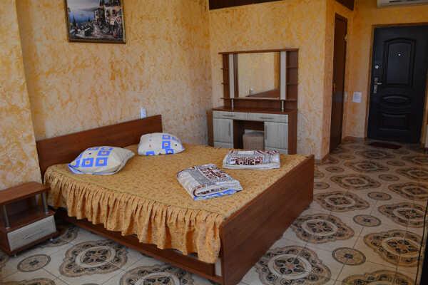 Гостиница «Виталина» в Малореченском (Алушта)