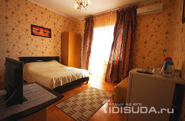 Гостевой дом «Атриум» в Лазаревском