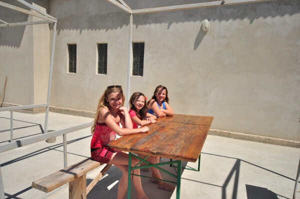 Гостевой дом «Молодежный» в Песчаном (Бахчисарай)