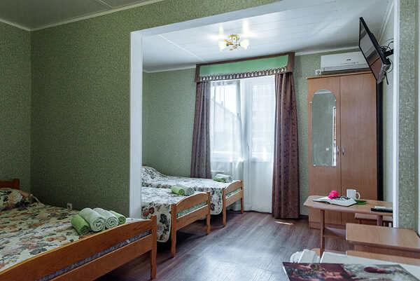 Гостевой дом Зодиак в Лазаревском (Сочи)