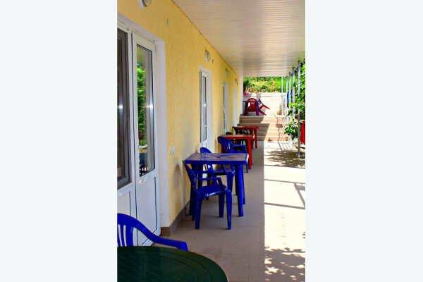 Мини-гостиница Инжир в Солнечногорском (Алушта)
