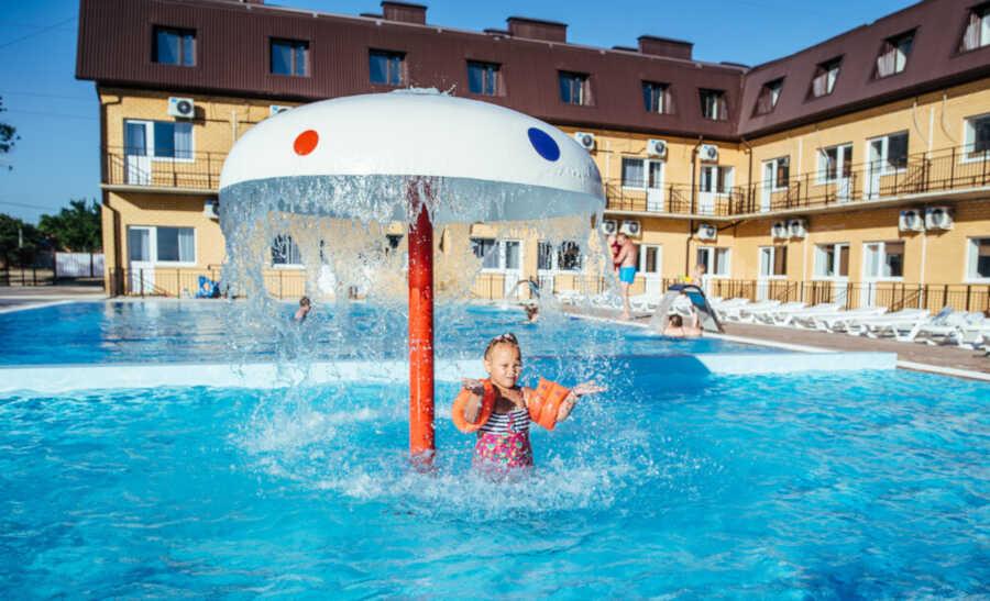 Жилье, развлечения и цены в Ейске на отдыхе с детьми