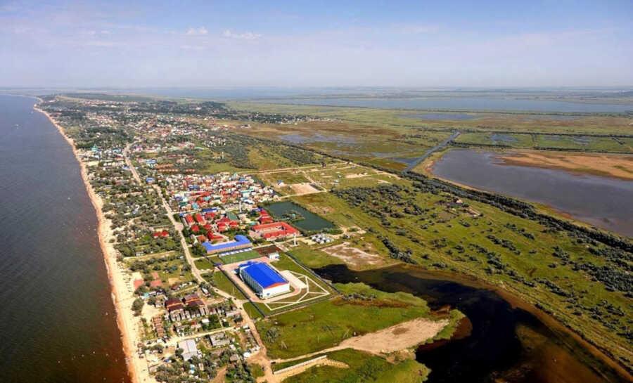 Отдых на Азовском море в Голубицкой
