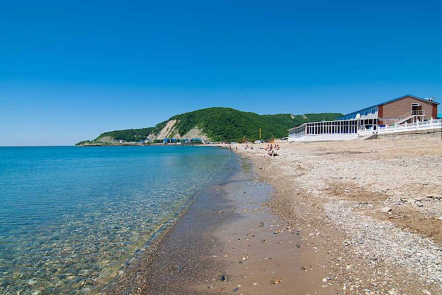 Курорт Лермонтово: отдых 2020 в Туапсинском районе