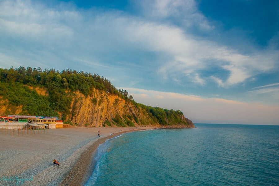 Вместе с семьей в отпуск! Едем на отдых на Черном море в Ольгинку!