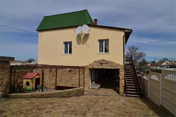Николас гостевой дом в Николаевке