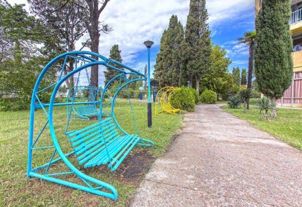 Пансионат «Геч» в Гечрипше (Абхазия)