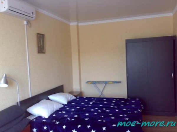 Однокомнатная квартира на 4 этаже у моря в Ольгинке (Туапсе)