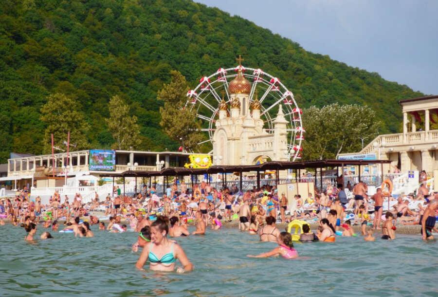 Красивая и уютная Архипо-Осиповка для отдыха 2021: фото незабываемых моментов