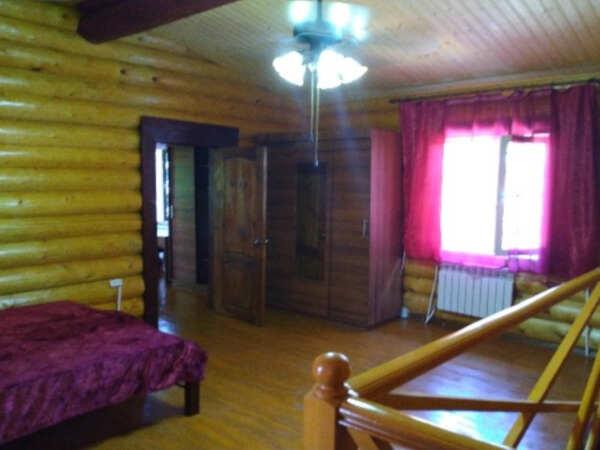 Дом по ключ Бревенчатый дом в лесу в Туапсе