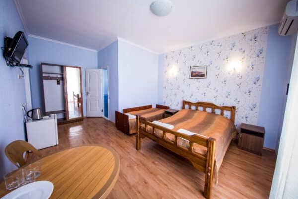 Мини-гостиница Алтын в Николаевке
