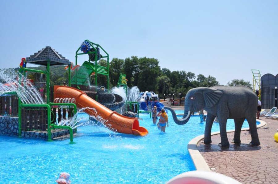 Жилье и развлечения в Джубге на отдыхе с детьми