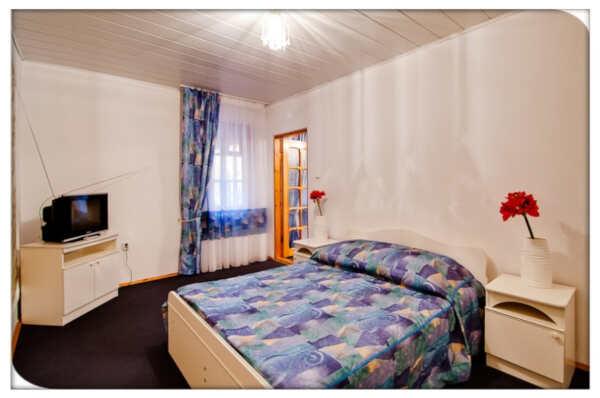 Отель Камелот в Анапе