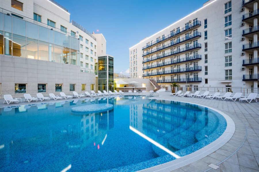 Отдых в Сочи недорого: жилье, пляжи, цены