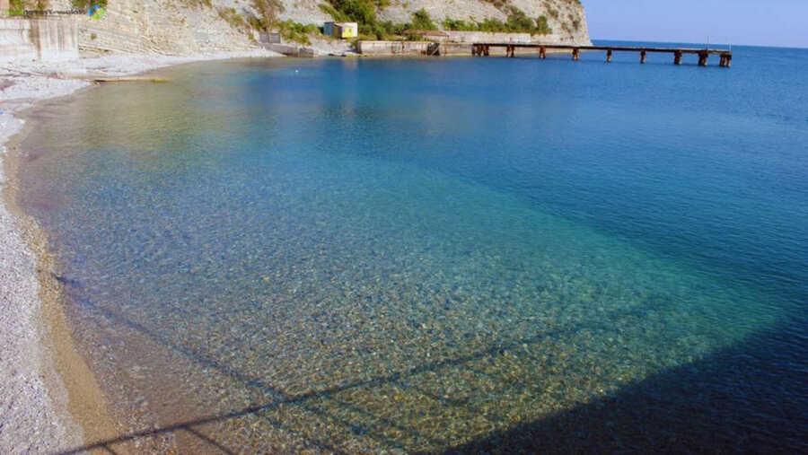 Отдых в Голубой бухте