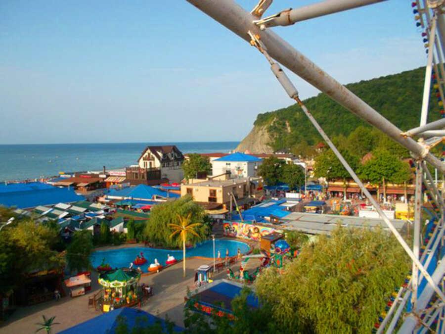 Поездка в Архипо-Осиповку на отдых 2020 через ВК: советы