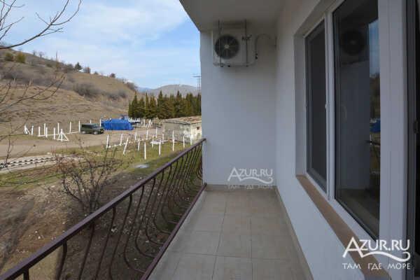 Гостевой дом У Петровича в Приветном (Алушта)