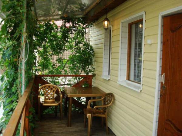 Гостевой дом Тихий Дворик в Бетте Геленджик
